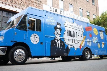 Food Truck Pop-Up Event and Free Fries in River North