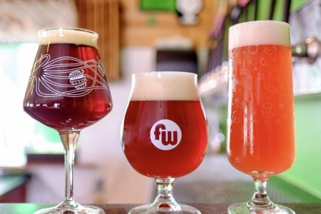 Funkwerks and The Bruery at Tuman's Tap & Grill