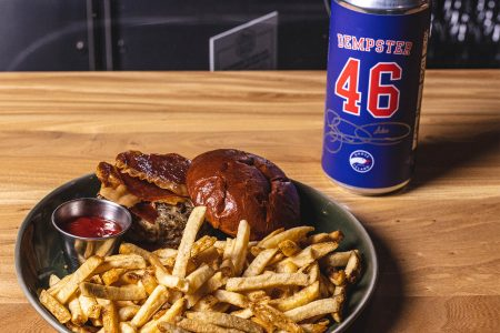 Goose Island Debuts Burger Collab with Ryan Dempster