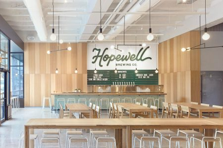 Hopewell Brewing x 4 Hands Brewing Collaboration, Feb 23