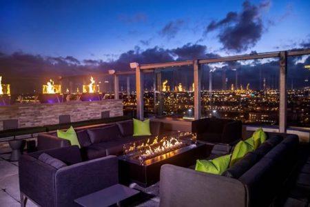 VU Rooftop Unveils Dinner and Brunch Menu, Grand Opening October 18th