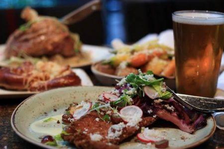 State and Lake Chicago Tavern Offers an Exclusive Oktoberfest- Inspired Food and Beer Menu