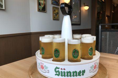 Funkenhausen Adds Happy Hour With a German Twist
