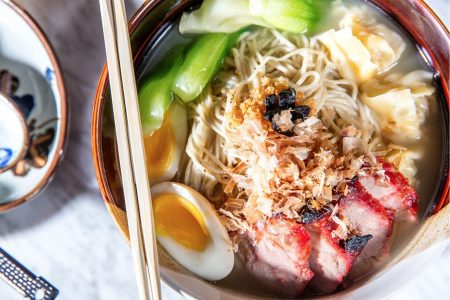 Imperial Lamian Launches Lunch Menu in River North