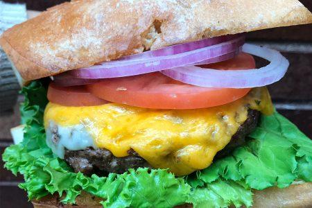 September is Burger Time at Jake Melnick's