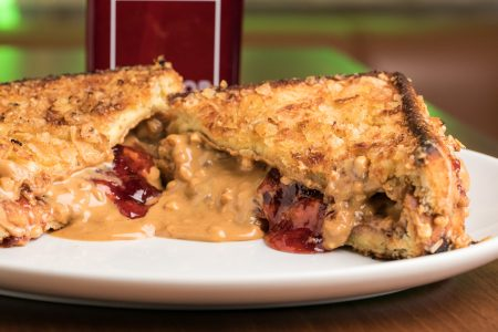 National Peanut Butter & Jelly Day at LiqrBox