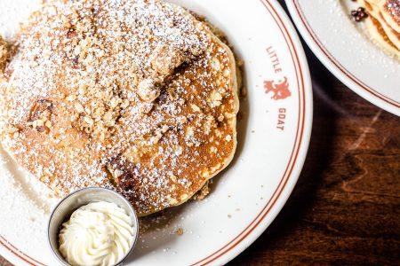 National Pancake Day at Little Goat Diner - Sept 26