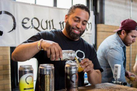 Marz Community Brewing Hosts Juicy Brews Art Gallery Craft Beer and Art Festival, July 20