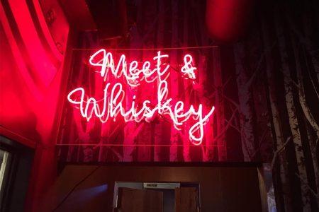 West Loop Speakeasy Meet & Whiskey Now Open
