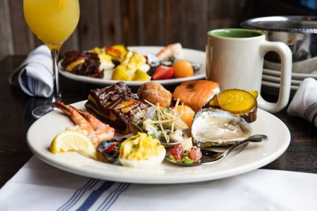 New Unlimited Sunday Brunch Buffets at Osteria Via Stato and Oyster Bah