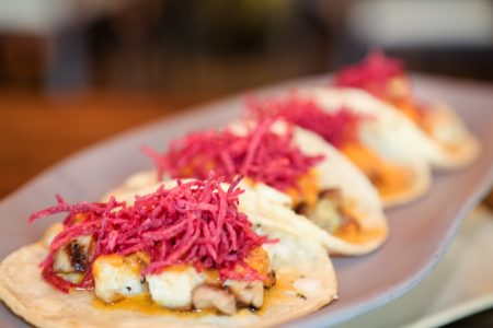 Let's Taco 'Bout National Taco Day at Mercadito, October 4