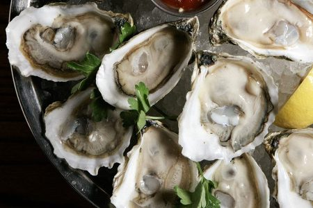 Shaw's Crab House Celebrates the 30th Pearl Anniversary of Oyster Fest