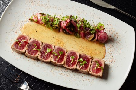 STK & WhistlePig Launch Pairing Menu for Father's Day and Steak Month