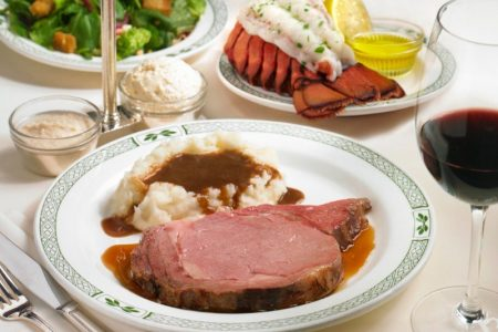 Lawry's Offers 45th Anniversary Special Throughout September