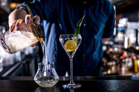 VU Rooftop Bar Celebrates National Tequila Day with Interactive Mixology Class July 24