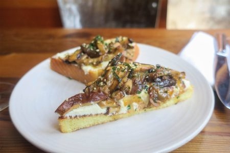 The Bristol Launches New B-Sides Menu Series Feature: Mushrooms