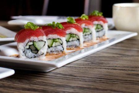 Sushi Sundays at Tokio Pub