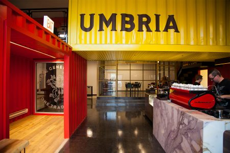 Caffe Umbria Now Open in Logan Square