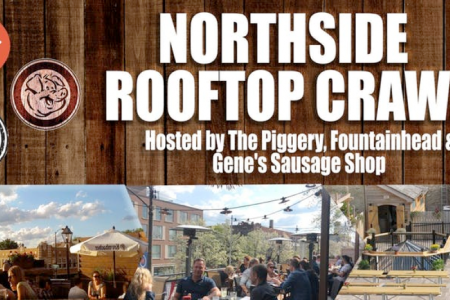 Northside Rooftop Crawl, June 13