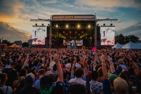 Enter to Win a Surprise Proposal On Stage at Windy City Smokeout