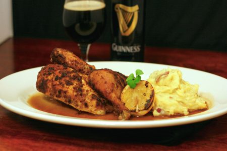 St. Patrick's Day Week Menu at Weber Grill Restaurant