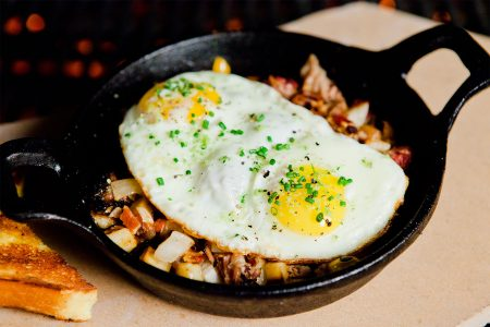 Weber Grill Sizzles on Easter Sunday