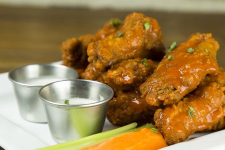 Big Game Watch Party ft. Wing Buffet & Goose Island at Dark Horse Tap & Grille