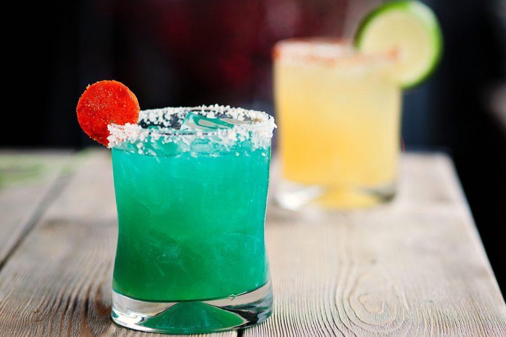 Rojo Gusano Cocktails