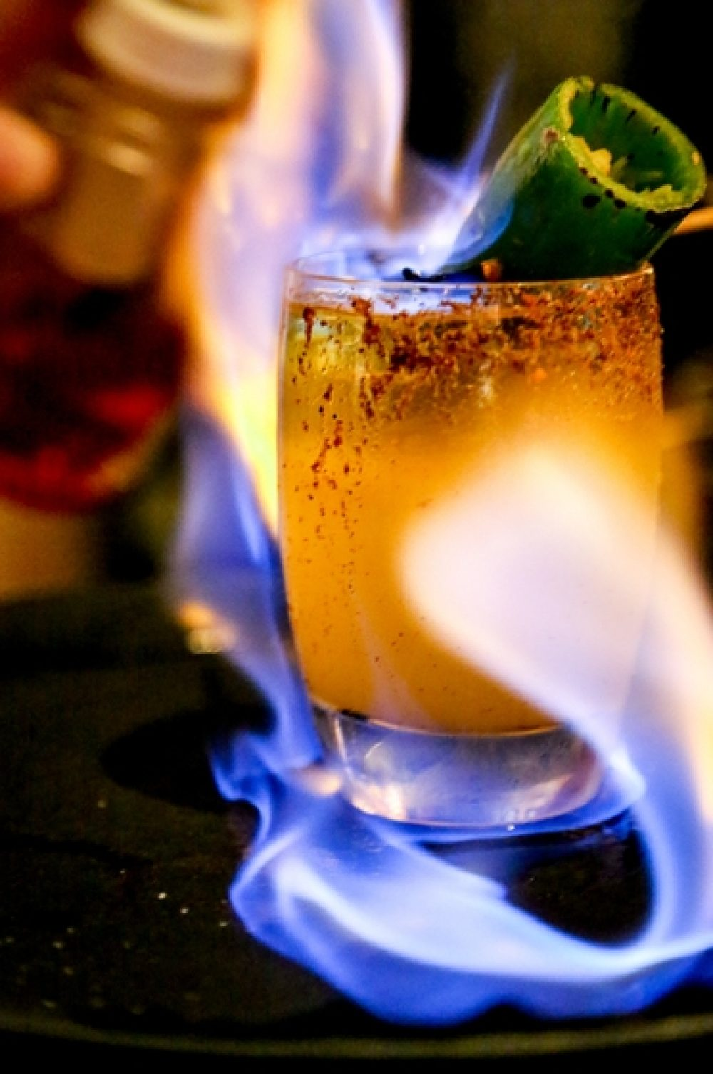Vato Loco cocktail