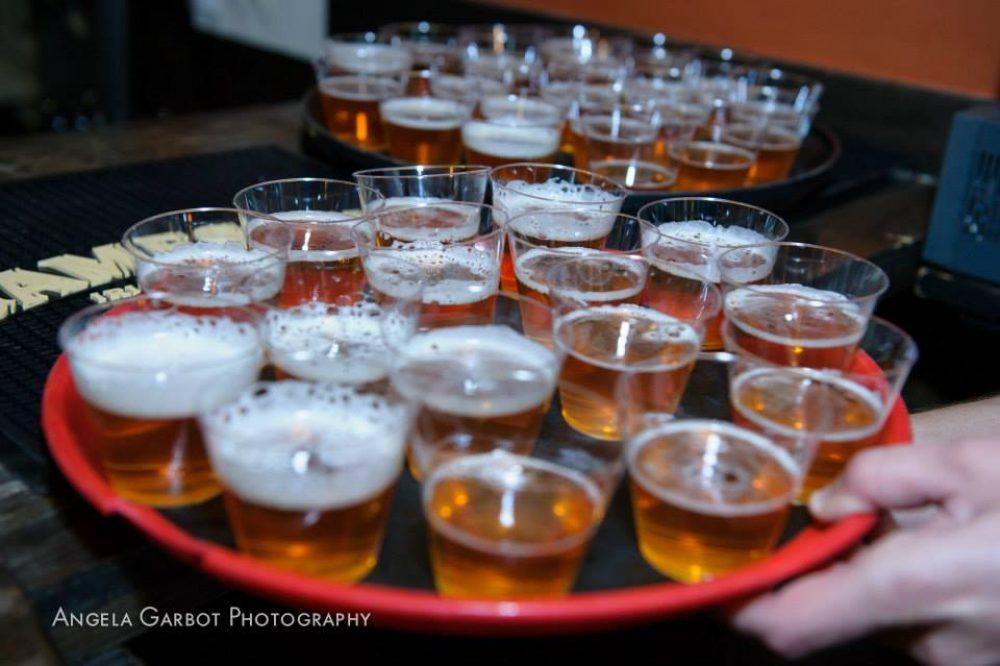 AlphaBeer-beer-samples