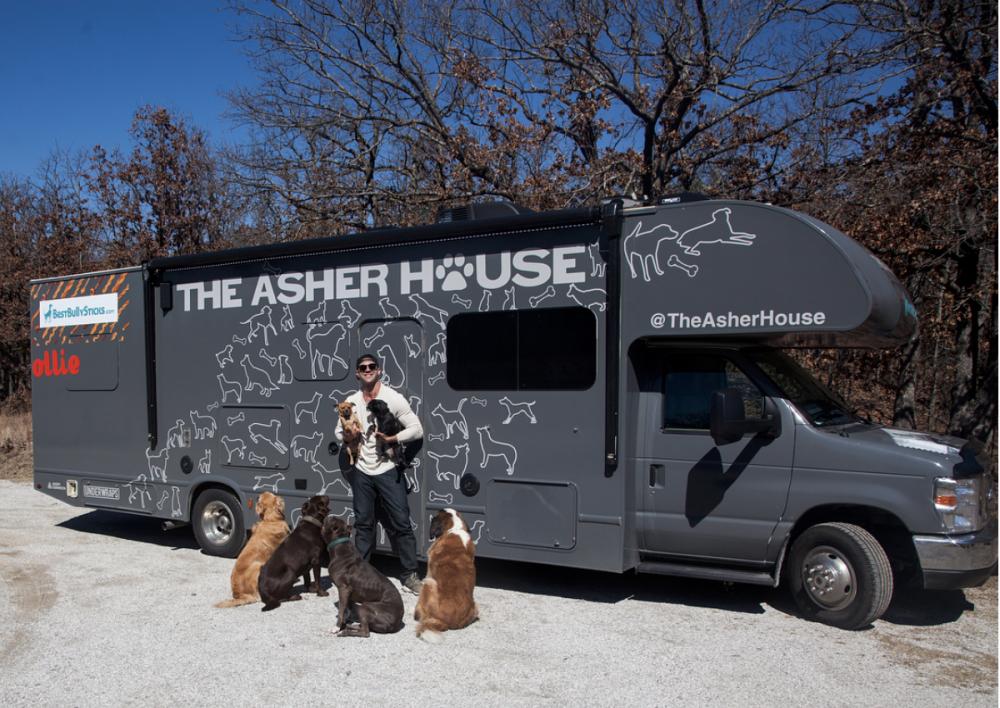 Asher House Courtesy Of Luke Barton