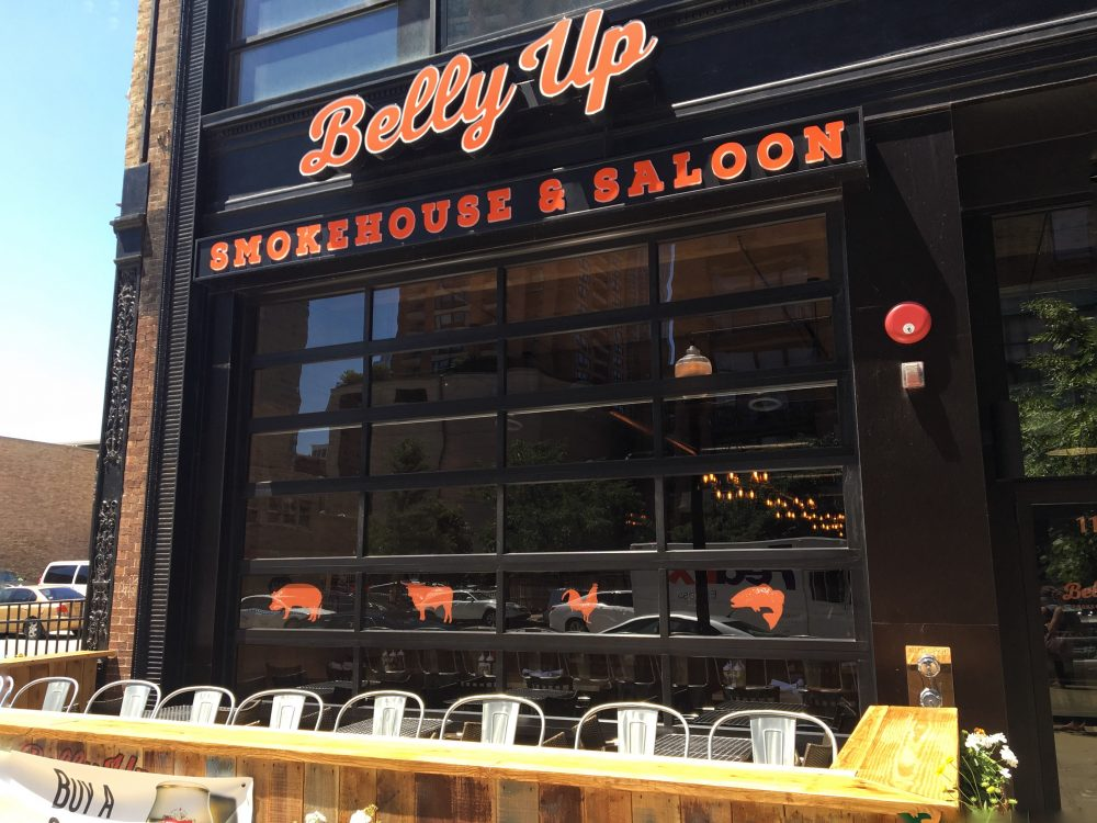 Belly Up Smokehouse