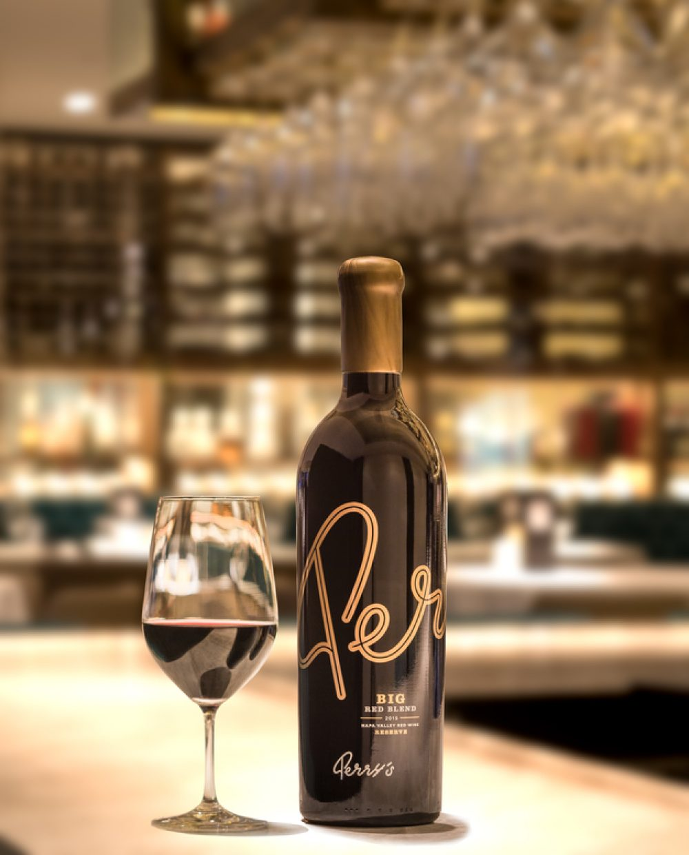 Perry's Big Red Blend