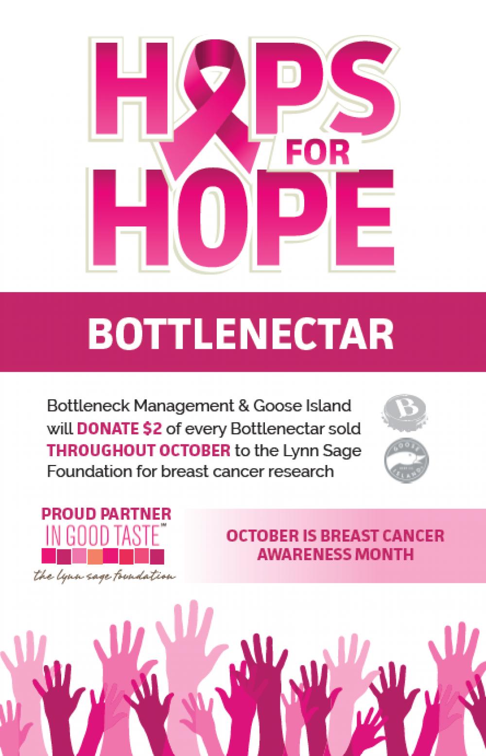 Bottleneck Hops For Hope