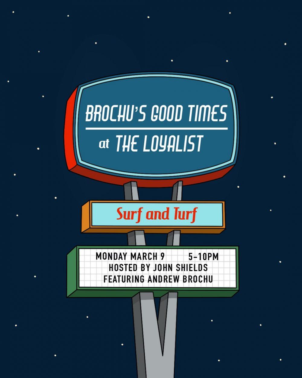 Brochus Good Times 1