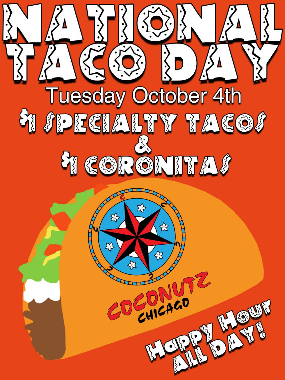 Ctz National Taco Day