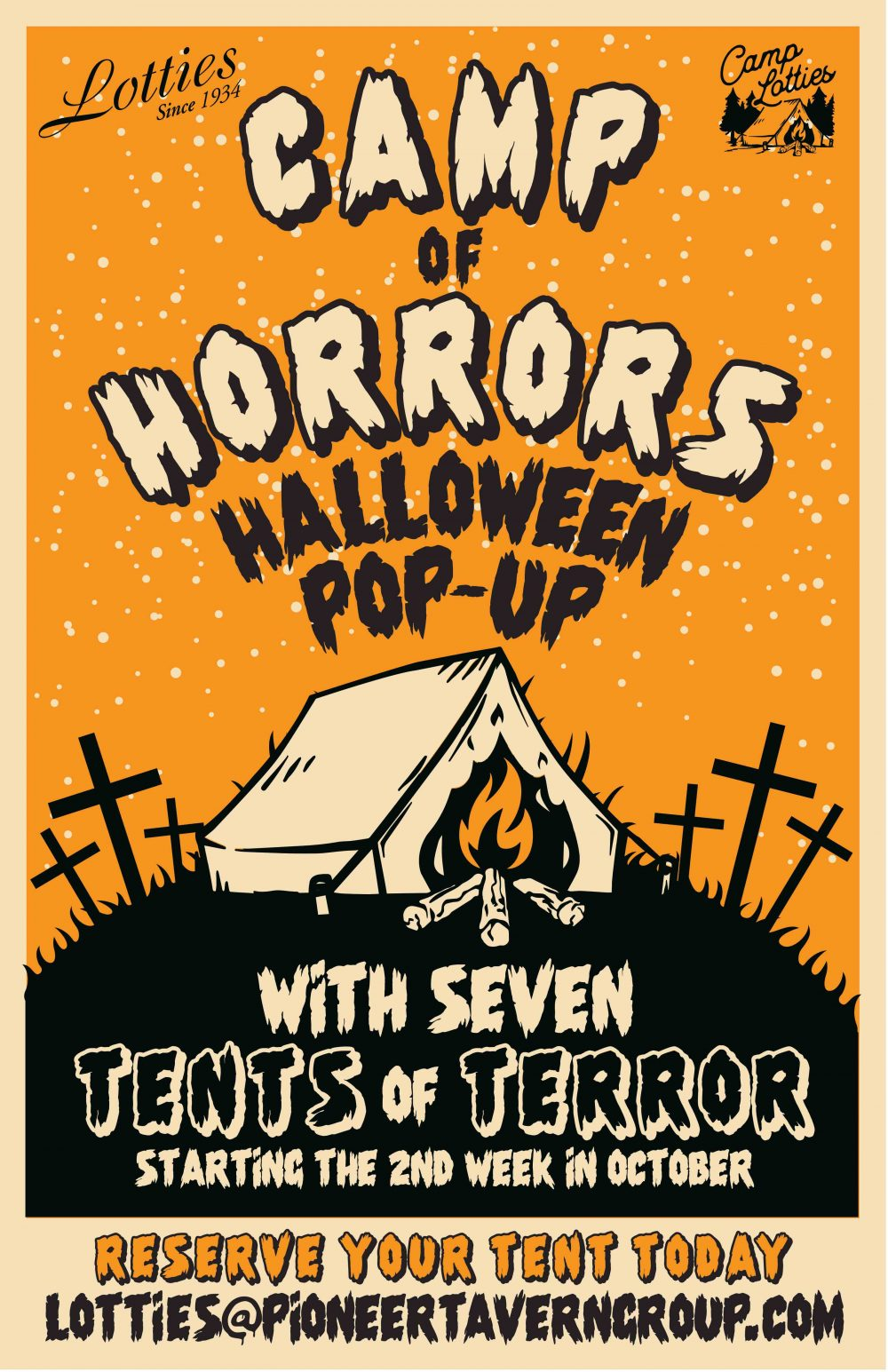 Camp Of Horrors