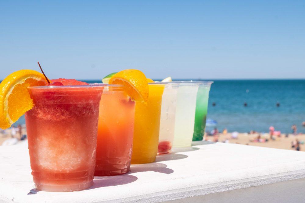 Castaways Frozen Drinks 4