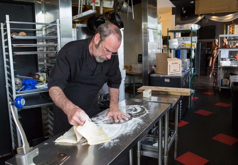 Chef Peter McCarthy