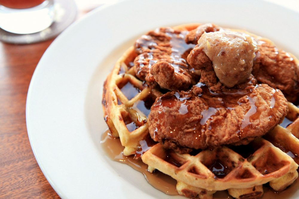 Hutch Chicken and Waffles