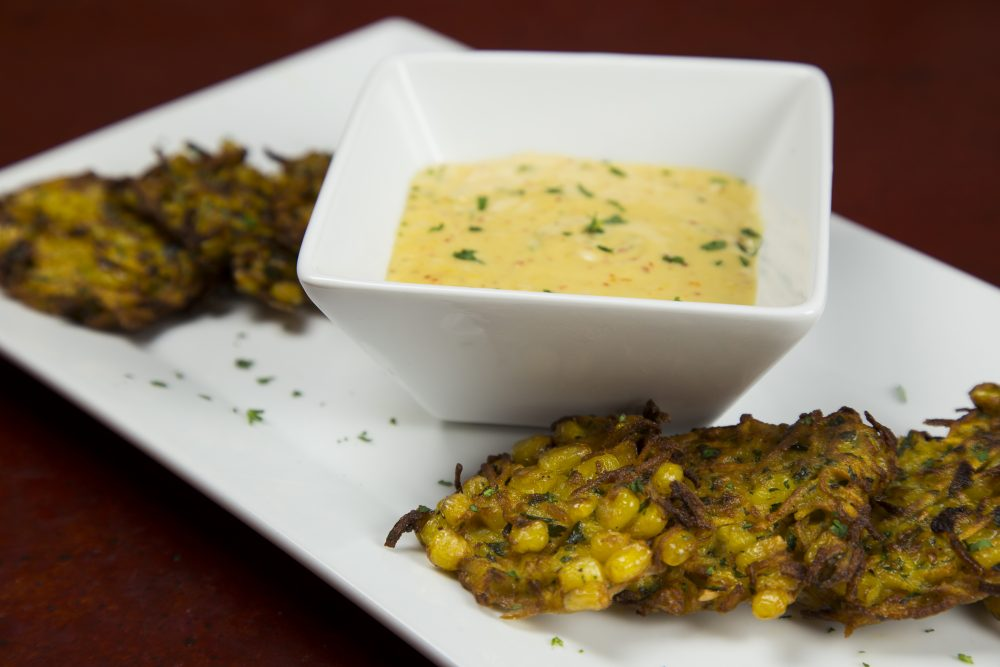 Corn Fritters 3
