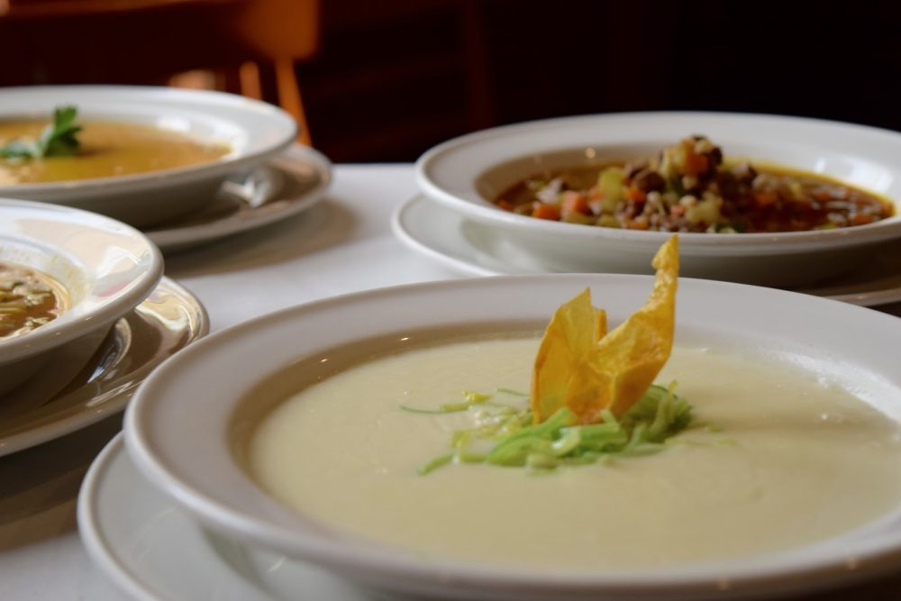 tuscany, taylor, little italy, soup