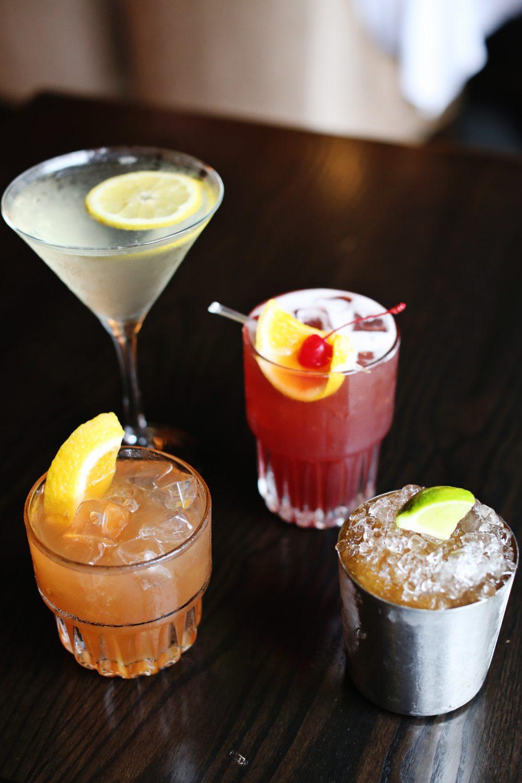 Del Friscos Cocktails Aug 2016