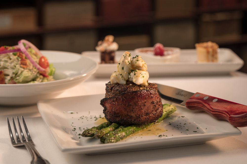 Perry's Steakhouse & Grille Filet Perry