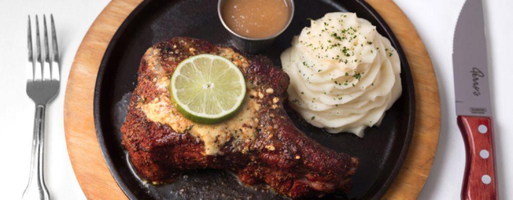 Pork Chop Friday Lunch