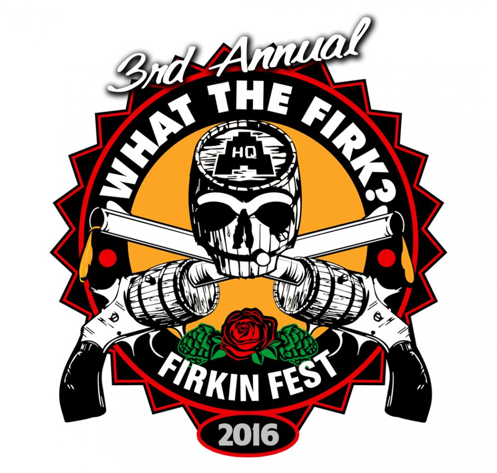 Firkin Fest Headquarters Beercade