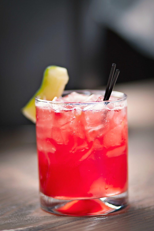 Gusano Rojo Cocktail