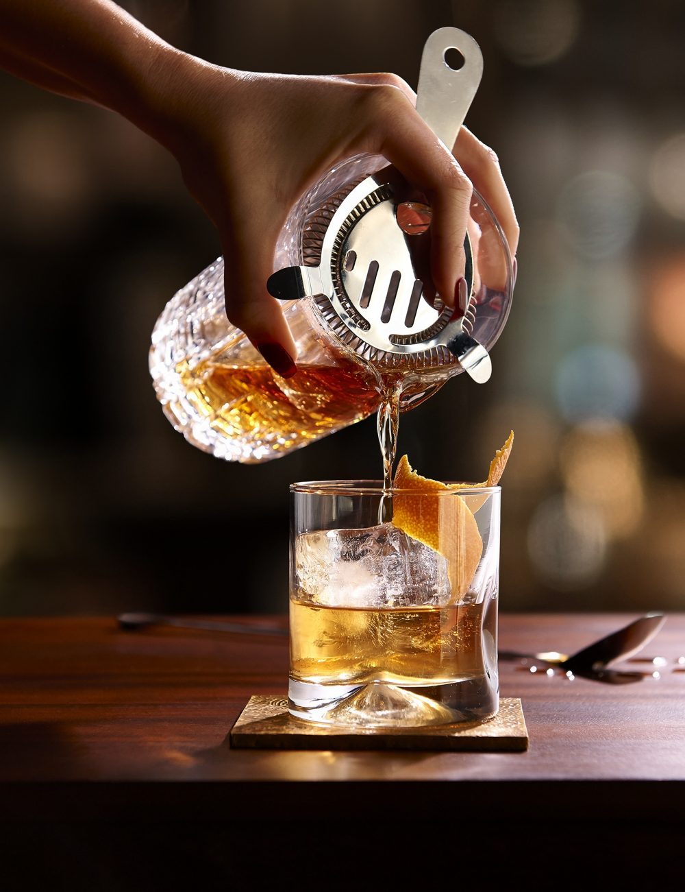 Iii Forks Old Fashioned Pour