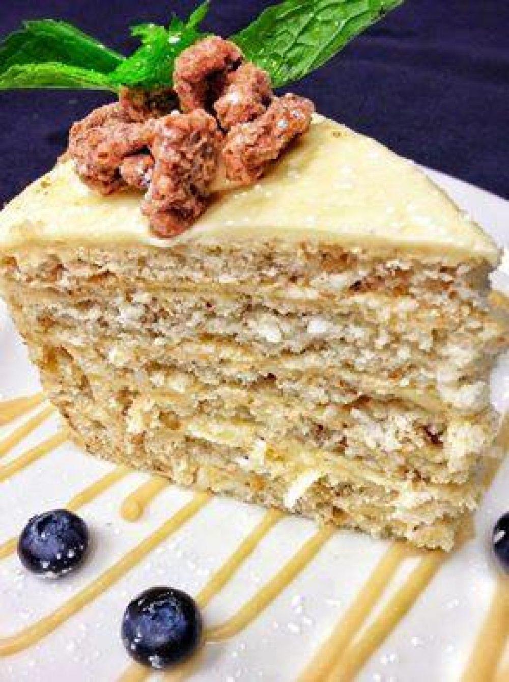 Iii Forks Texas Pecan Cake