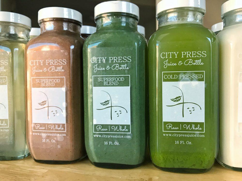 City Press Juices